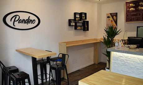 Menú latino para 2 o 4 personas con horneados y bebida desde 6,99 € en Pandino