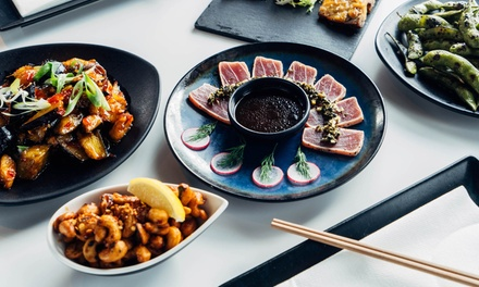 AllYouCanEat Sushi with Optional Bottomless Drinks for One or Two at inamo, Three Locations