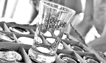 $15 for $30 Worth of Beer Gear and Accessories at           The Beer Dabbler Store