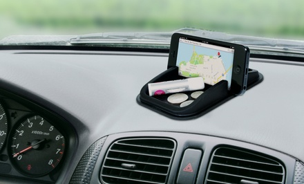 groupon daily deal - Roadster Smartphone Sticky Pad Dash Mount. Free Returns.