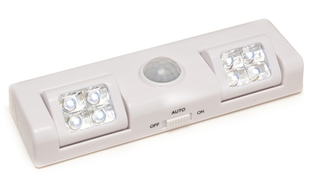 Wireless Motion-Sensor Under-Cabinet LED Light