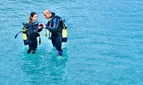 Cursos a elegir entre Snorkel, bautismo de buceo u open water desde 15,90 € en Servicios Marinos Alagua