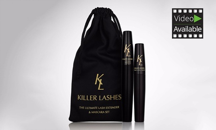 Killer Lashes Lash Extender and Mascara from £7.99