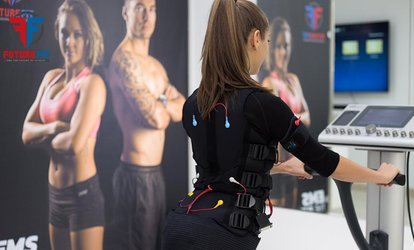One or Three 20-Minute Sessions of Electrical Muscle Stimulation at Future Fit EMS (Up to 67% Off)