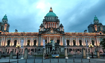 TwoHour Victorian Belfast Walking Tour for One or Two with TNT Tours Belfast