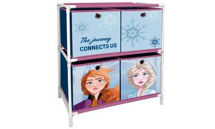 Estantería de almacenamiento Frozen de Disney