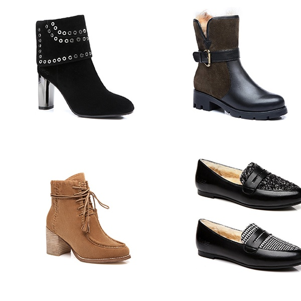 ebe464b7869 From $89.95 for Women's UGG Leather Boots and Shoes (Don't Pay up to $267)