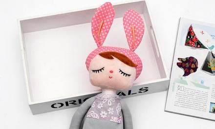 Rabbit Girl Plush Doll