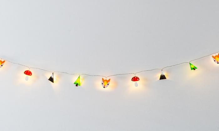 16 Led Kids String Lights Groupon