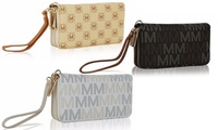 MKF Collection M Signature Wallets Wristlet by Mia K. Farrow