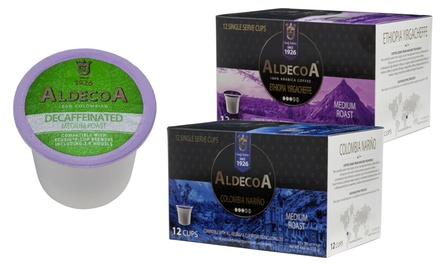 Aldecoa K-Cup Coffee Origin Flavors (72-Count)