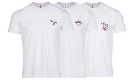 Three-Pack of Men's T-Shirts