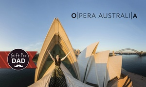 Opera Australia: $49 for One A-Reserve Ticket to Opera Australia's Great Opera Hits 2018 at the Sydney Opera House (Up to $69 Value)