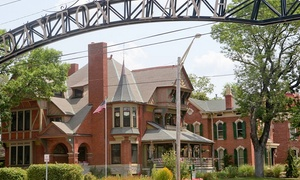 Dayton Lane Historic Area: Historical Home Promenade & Horse-Drawn Trolley Ride for 2, 4, or 6 at Dayton Lane Historic Area (Up to 54% Off)