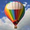 Emocjonujący lot balonem
