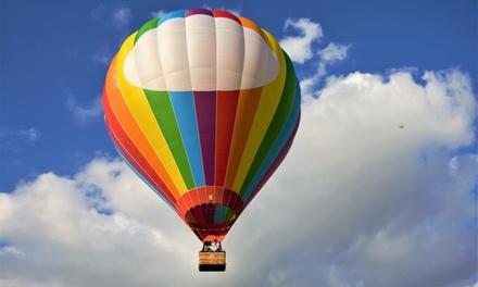 Lot balonem z certyfikatem, pamiątkowym zdjęciem, transportem i więcej od 479 zł w Balloon Expedition – 8 miast