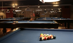 Bowling City: Choice of One- or Two-Hour Games at Bowling City