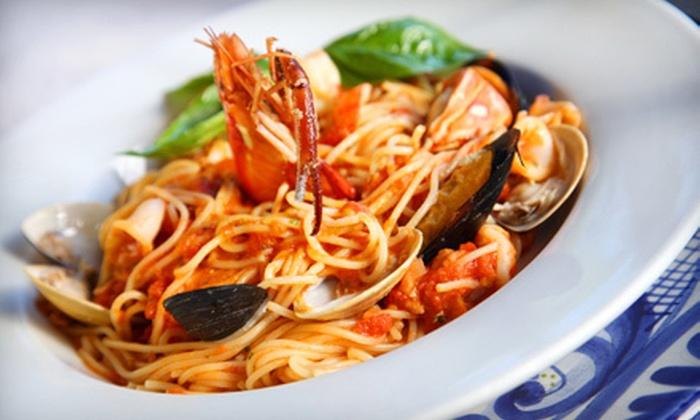 Francesca's Ristorante Italiano - Cazenovia Park: Italian Dinner for Two or Four at Francesca's Ristorante Italiano (55% Off)