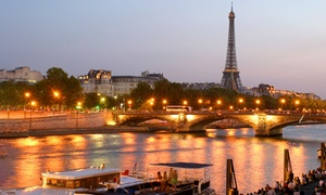 ✈8-Day France Vacation with Air at France Vacation with Hotel and Air from Keytours Vacations, plus 6.0% Cash Back from Ebates.