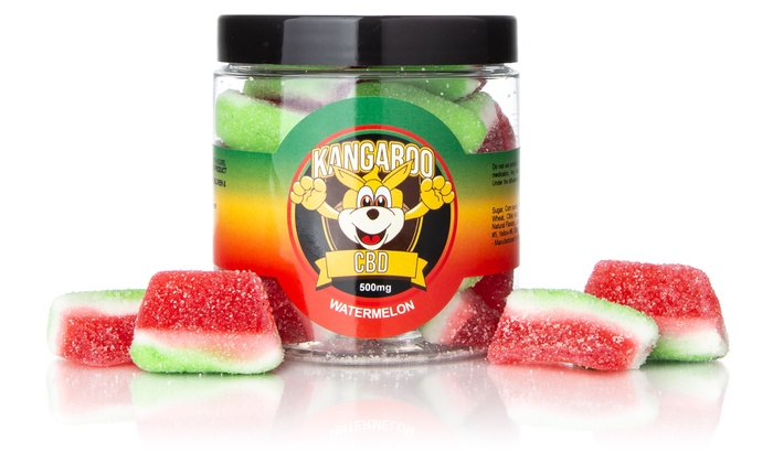 CBD Infused Gummy Candy | Groupon Goods