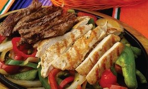 Escorza's Mexican Restaurant: Mexican Food at Escorza's Mexican Restaurant (Up to 50% Off). Four Options Available.