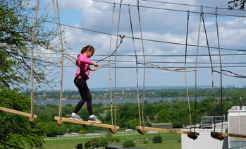 High Rope Experiences for Two