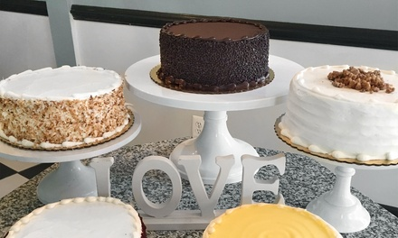 $35 for a Choice of One of Ten Fabulous SugarBakers' Cakes at SugarBakers Cakes ($50 Value)