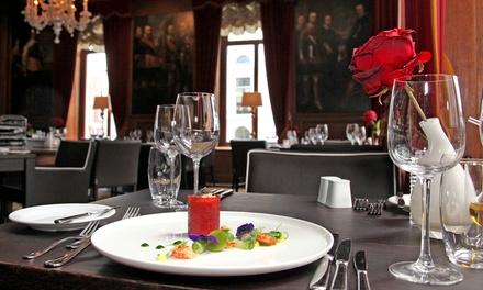 Driegangendiner v/d chef voor twee bij één van de 80 deelnemende restaurants van Fletcher Hotels