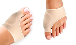 SureCure Bunion Protector and Detox Sleeve with Natural Gel