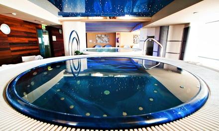 Zaragoza: 1 noche para 2 pers con desayuno, circuito spa y late check-out en Hotel & Spa Real Ciudad de Zaragoza 4*