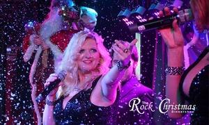 """Dinner & Show: Ticket für die Weihnachts-Dinnershow """"Rock Christmas"""" inkl. Menü oder Buffet mit 3 oder 4 Gängen (bis zu 36% sparen)"""