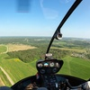 Couple's Helicopter Flight