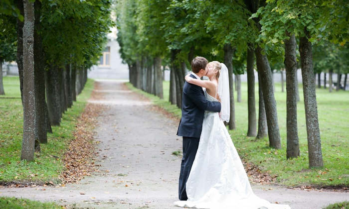 Array Media, LLC - Fort Lauderdale: 120-Minute Wedding Photography Package with Digital Images from Array Media (30% Off)