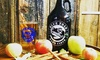 Blue Toad Hard Cider - Multiple Locations: Hard Cider Tasting Flights for One, Two, or Four at Blue Toad Hard Cider (Up to 53%  Off)