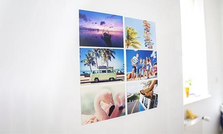 1 of 2 sets fotomagneten met persoonlijke foto's via Colorland