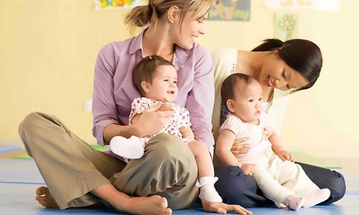 The Virginia Beach School of the Arts - The Virginia Beach School of the Arts: One Month of Music Mommy & Me and Baby School Classes at The Virginia Beach School of the Arts (Up to $62 Value)