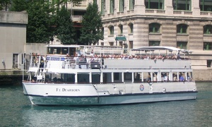 Up to 26% Off Architectural Boat Tour at Chicago Line Cruises at Chicago Line Cruises, plus 6.0% Cash Back from Ebates.