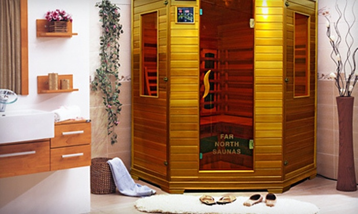 InFrared Saunas - Victoria: 5 or 10 Sessions or Six Months of Unlimited Sessions at InFrared Saunas (Up to 95% Off)