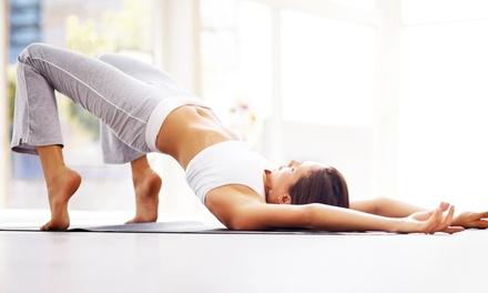 5er- oder 10er-Karte für Ashtanga- und Inspya-Yoga bei YOMA (bis zu 73% sparen*)
