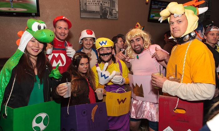 halloween bar crawl crawl o ween brewsters west halloween bar crawl - Halloween In Fort Worth