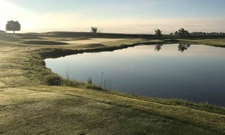 18-Hole Round of Golf for Two or Four with Cart and Range Balls at Eagle Links Golf Club (Up to 51% Off)