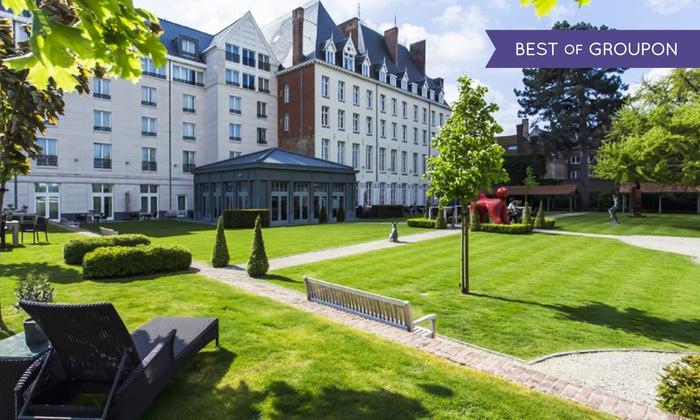 Hotel Dukes' Palace - Hotel Dukes' Palace: Brügge: 2-4 Tage für 2 Personen mit Frühstück und Wellness im 5* Hotel Dukes' Palace
