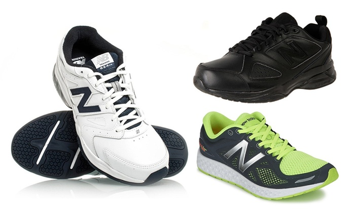 Transurbanised Footwear and Clothing: New Balance for Men or Women from $55 (Don't Pay Up to $199.99)