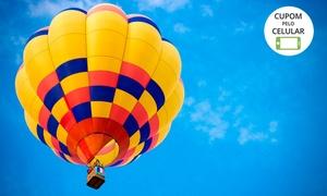 Voe Torres: Voe Torres: voo de balão na praia de Torres e piquenique no pouso - parcele sem juros