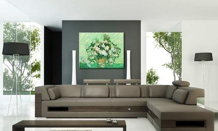 Reproduction de chef-d'œuvres de Van Gogh sur toile, dimensions au choix, dès 12.99 € (jusqu'à 92% de réduction)