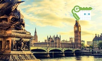 Londra: Camera Standard o Standard King per 2 con colazione all'inglese e accesso Spa al London Kensington Hotel 4*