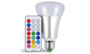Massimo LED Color-Changing RGBW 10W Light Bulb