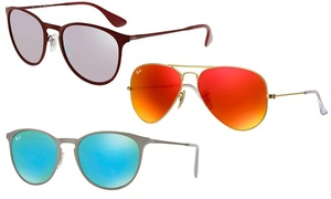Ray-Ban Sunglasses for Men and Women