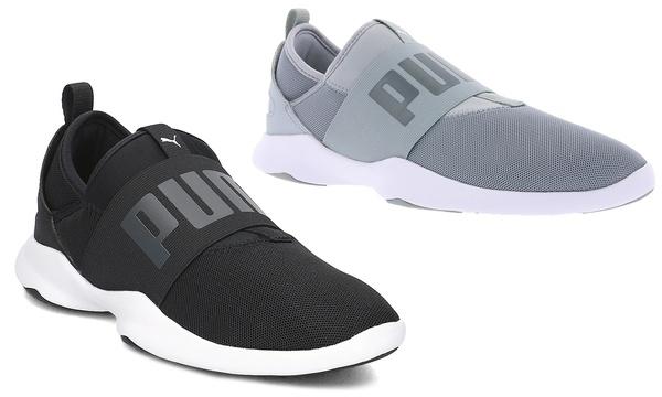 PUMA Unisex Dare Low-Top Sneakers