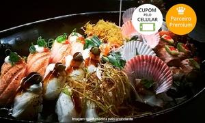 Restaurante Sugiro Sushi: Sugiro Sushi – Jardim Social:rodizio ou sequência japonesa para 1, 2 ou 4 pessoas